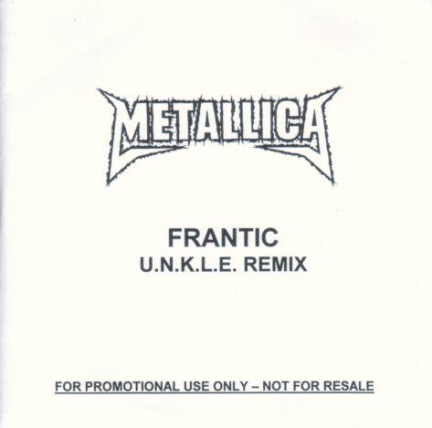 Richard Flack Music Producer and MixerMetallica