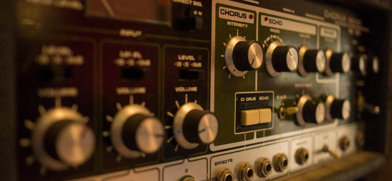 sound enginer
